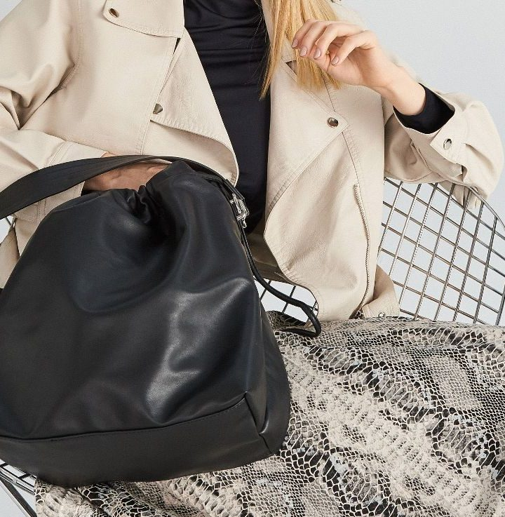 5 Black Tote Bags to Add to Your Collection